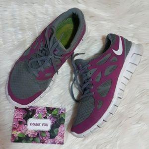 NIKE Free Run 2 Women's Sneakers Shoes 10.5